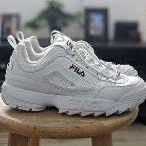 🔥 FILA disrupters women's sneakers 🔥